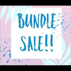 Create a bundle ! I'll make a great offer !